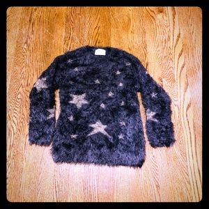 Zara Girls Star Sweater